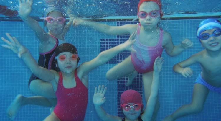 edades desarrollo de un nadador