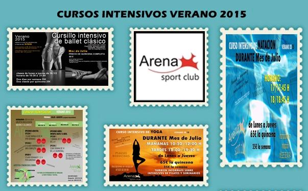 CURSOS INTENSIVOS VERANO 2015