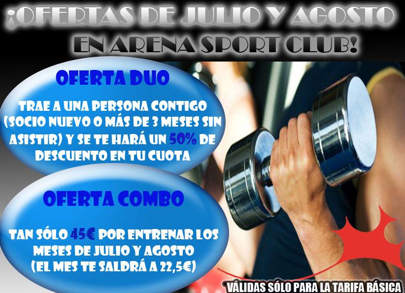 OFERTAS DE JULIO Y AGOSTO DEFINITVO